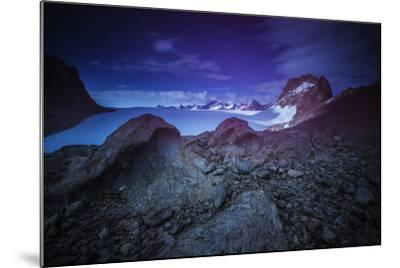 The Wohlthat Mountains in Antarctica's Queen Maud Land-Keith Ladzinski-Mounted Photographic Print