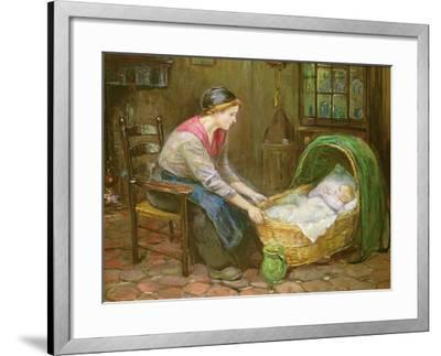 Mother and Child-Cornelis de Vos-Framed Giclee Print