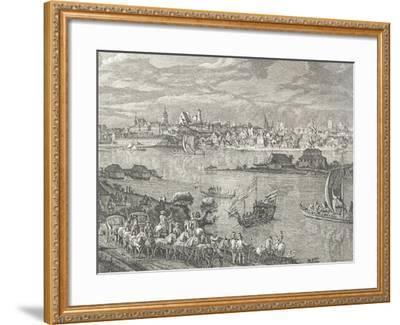View of Warsaw-Bernardo Buontalenti-Framed Giclee Print