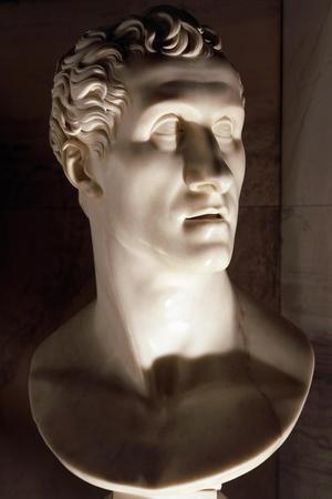 Self-Portrait, 1812 Bust-Antonio Canova-Framed Giclee Print