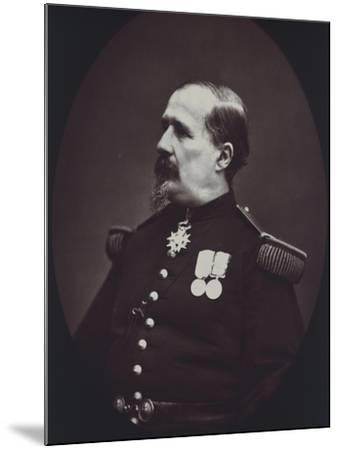 Portrait of Colonel, 1878-Eugene Fromentin-Mounted Giclee Print