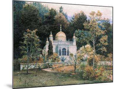 Germany, Moorish Kiosk in Park of Linderhof Castle, 1881-Heinrich Schliemann-Mounted Giclee Print