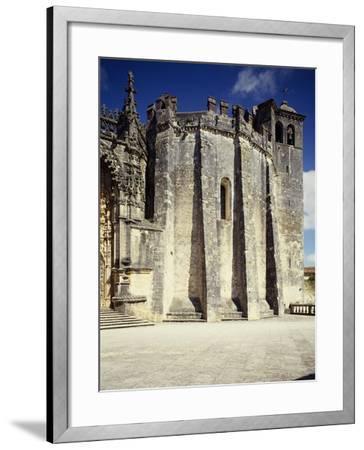 Rotunda of Templars, 1160-Guercino-Framed Giclee Print