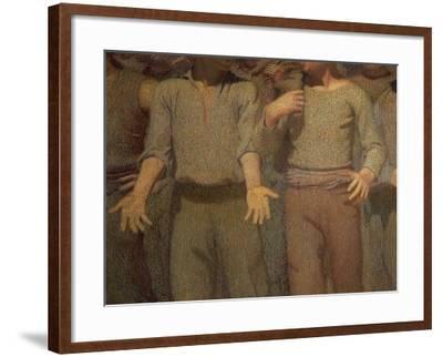 The Fourth State, Detail, 1901-Giuseppe Piermarini-Framed Giclee Print