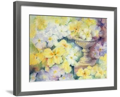Polyanthus at Hurst-Karen Armitage-Framed Giclee Print
