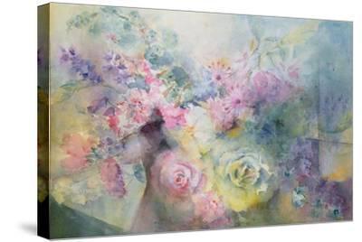 Summer Border-Karl Theodor von Piloty-Stretched Canvas Print