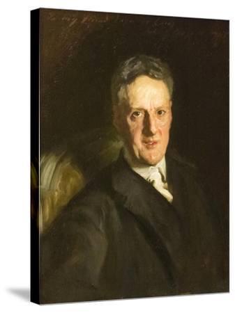 John Seymour Lucas, 1905-John Sottocornola-Stretched Canvas Print