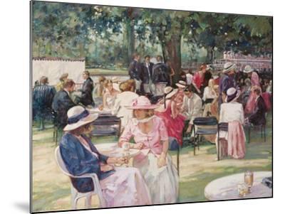 Henley Regatta-Paul Gribble-Mounted Giclee Print