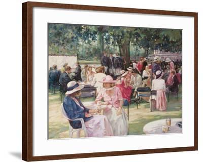 Henley Regatta-Paul Gribble-Framed Giclee Print