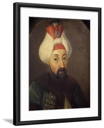 Mohamed Said Pasha-Jacques-emile Blanche-Framed Giclee Print