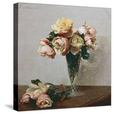 Rose-Henri Lebasque-Stretched Canvas Print