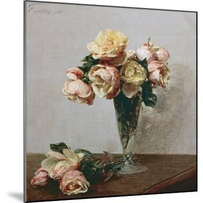Rose-Henri Lebasque-Mounted Giclee Print
