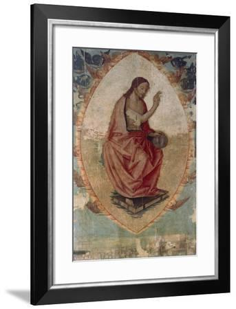 Christ Redeemer, Cathedral of Andria, Apulia, Italy-Ugo Ceruti-Framed Giclee Print