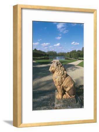 France, Champagne-Ardennes, Motte-Tilly, Castle--Framed Giclee Print