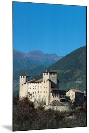 Castle of Cles, Cles, Trento, Val Di Non, Trentino-Alto Adige, Italy, 13th-16th Century--Mounted Giclee Print
