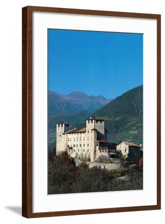Castle of Cles, Cles, Trento, Val Di Non, Trentino-Alto Adige, Italy, 13th-16th Century--Framed Giclee Print