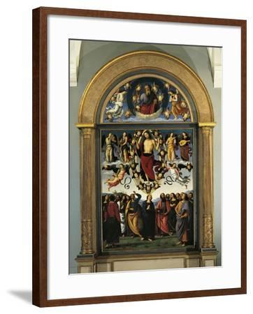 France, Lyon, the Eternal Father in Glory and the Ascension of Christ--Framed Giclee Print