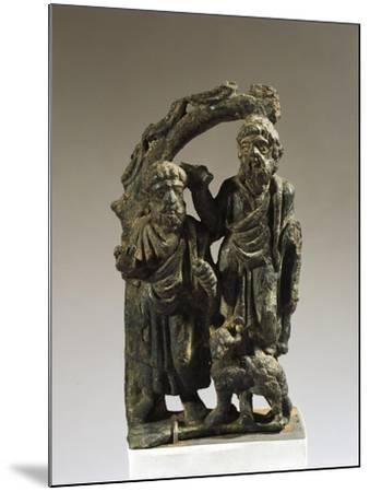 Italy, Veneto, Verona, Votive Statuette from the Necropolis, Bronze--Mounted Giclee Print