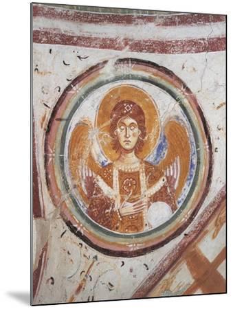 Italy, Friuli Venezia Giulia Region, Aquileia, Cathedral in Crypt--Mounted Giclee Print