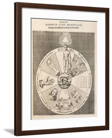 The Arcadian Shepherds, 1618-1622--Framed Giclee Print