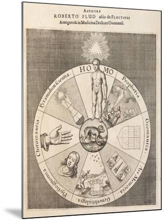 The Arcadian Shepherds, 1618-1622--Mounted Giclee Print