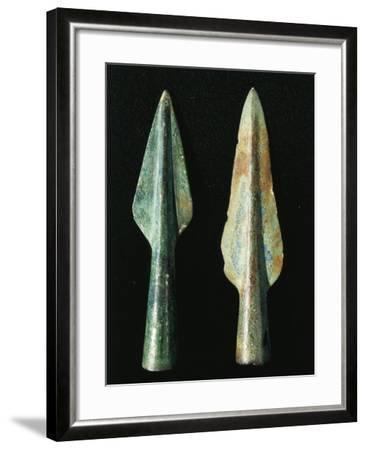 Spear Point--Framed Giclee Print