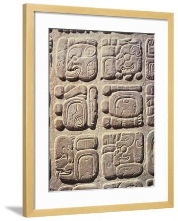 Mexico, Chiapas State, Palenque--Framed Giclee Print