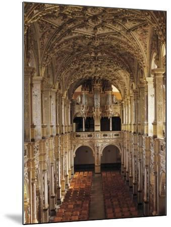 Interior of Church with 1610 Choir and Organ, Frederiksborg Castle, Hillerod, Denmark--Mounted Giclee Print