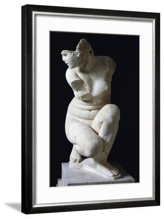 Depiction of Venus, Roman Copy of Greek Original--Framed Giclee Print
