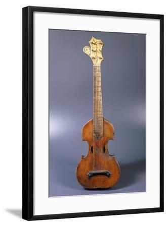 Mandola, 1808, Made by Gennaro Fabricatore. Italy.--Framed Giclee Print