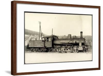 Foto Deutsche Güterlok Nr. 55 663 Preußen, Tender--Framed Giclee Print