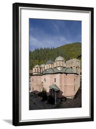 Bulgaria. Rhodope Mountains. Rila Monastery, Church of Nativity of Virgin--Framed Giclee Print