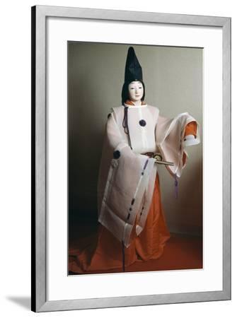 Dancer's Costume, Japan, Heian Period, 8th-12th Century--Framed Giclee Print