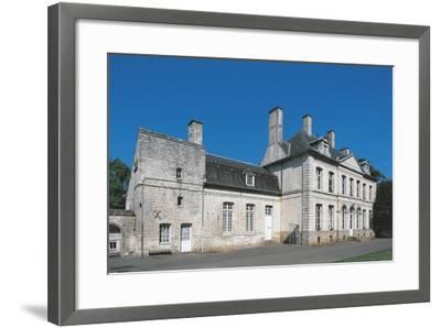 France, Nord-Pas-De-Calais, Duisans, Castle--Framed Giclee Print