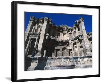 Nymphaeum, 191, Jerash, Jordan AD--Framed Giclee Print