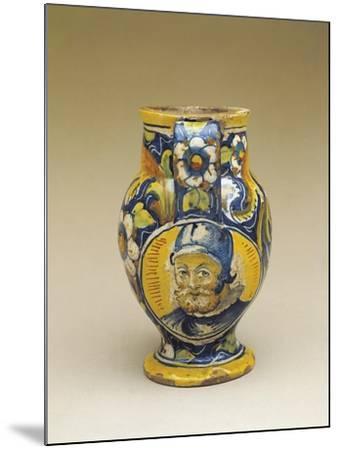Close-Up of an Apothecary Jar, Venice, Veneto, Italy--Mounted Giclee Print