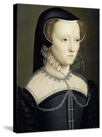 Female Portrait, 16th Century--Stretched Canvas Print