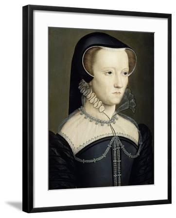 Female Portrait, 16th Century--Framed Giclee Print
