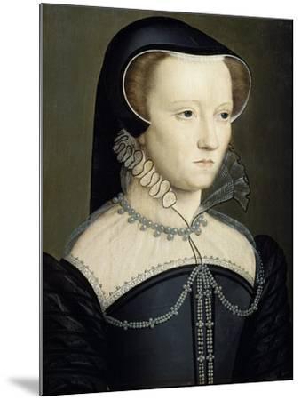 Female Portrait, 16th Century--Mounted Giclee Print