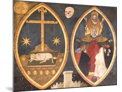 Altarpiece Made--Mounted Giclee Print