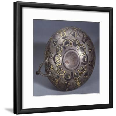 Silver Gilt Cup, from Enkomi, Turkish Republic of Northern Cyprus--Framed Giclee Print