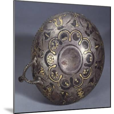 Silver Gilt Cup, from Enkomi, Turkish Republic of Northern Cyprus--Mounted Giclee Print