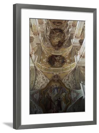 Inside Church of Holy Spirit, Munich. Germany.--Framed Giclee Print