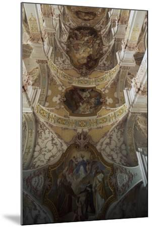 Inside Church of Holy Spirit, Munich. Germany.--Mounted Giclee Print