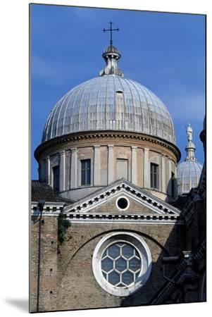 Dome of Left Nave of Basilica of St. Justina, Padua, Veneto, Italy--Mounted Giclee Print