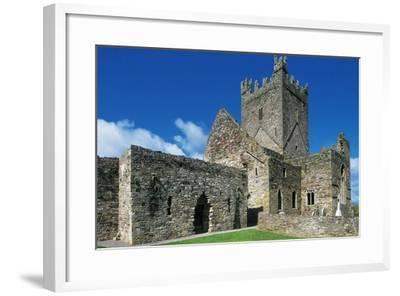 Jerpoint Abbey, Cistercian Abbey, Founded in 1158, County Kilkenny, Ireland--Framed Giclee Print