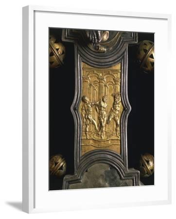 Processional Cross, 1557, Made in Abruzzo Region.--Framed Giclee Print
