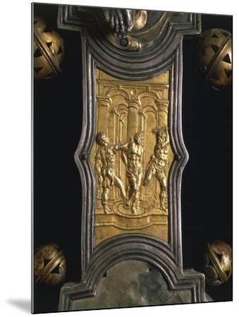 Processional Cross, 1557, Made in Abruzzo Region.--Mounted Giclee Print