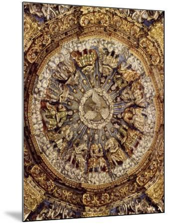 Dome of Pentecost, 1723, Church of Ocotlan, Mexico--Mounted Giclee Print