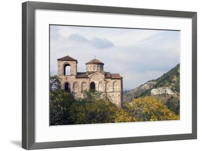Fortress Church in Mountain Area, Asenovgrad, Rhodope Mountains, Bulgaria--Framed Giclee Print